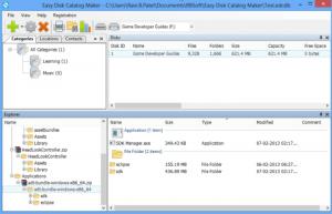 Easy Disk Catalog Maker Crack 1.5.1.0  plus Keygen Latest Free Download