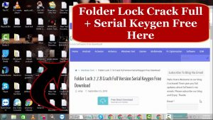 Folder Lock Crack 7.8.6 Serial key With Registration Code 2021