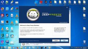 Deep Freeze Crack v8.63.220.5634 + License Key Download [2021]