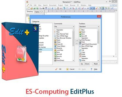 EditPlus Crack 5.5 Build 3581 With Serial Key 2021 [Mac+Win] Free Download